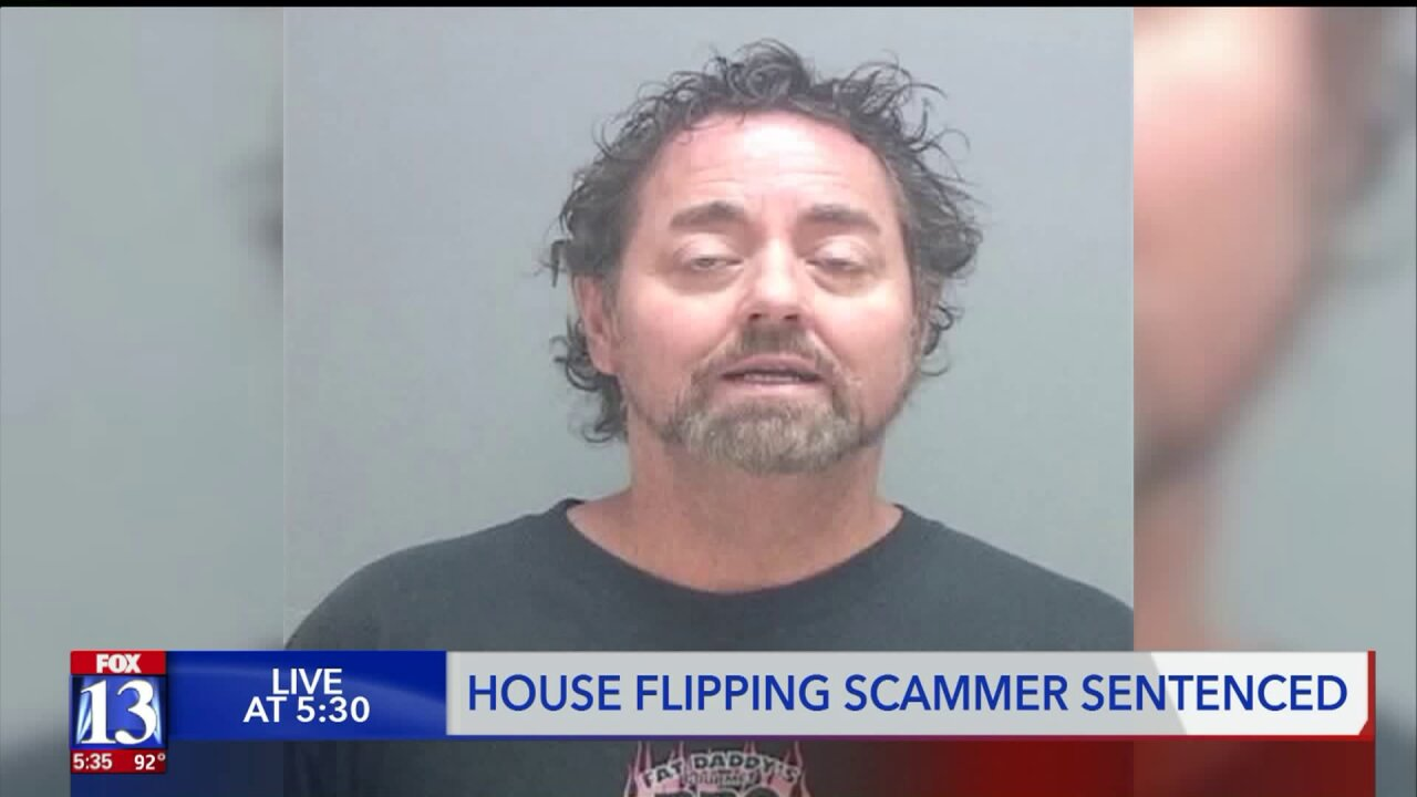 Man sentenced to jail after house flipping scheme