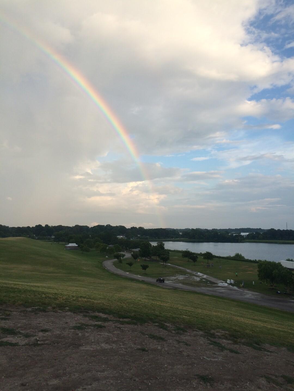 Photos: Wednesday's rainbow pictures!