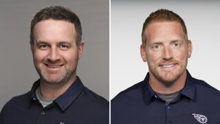 Titans Coordinators Football