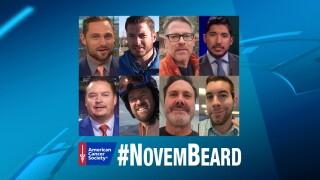 2019 Novembeard Participants