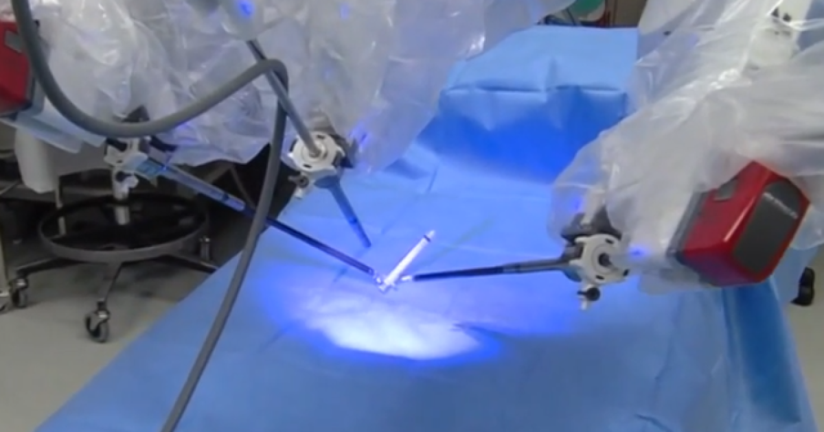 Good Samaritan Medical Center upgrades robotic surgery system
