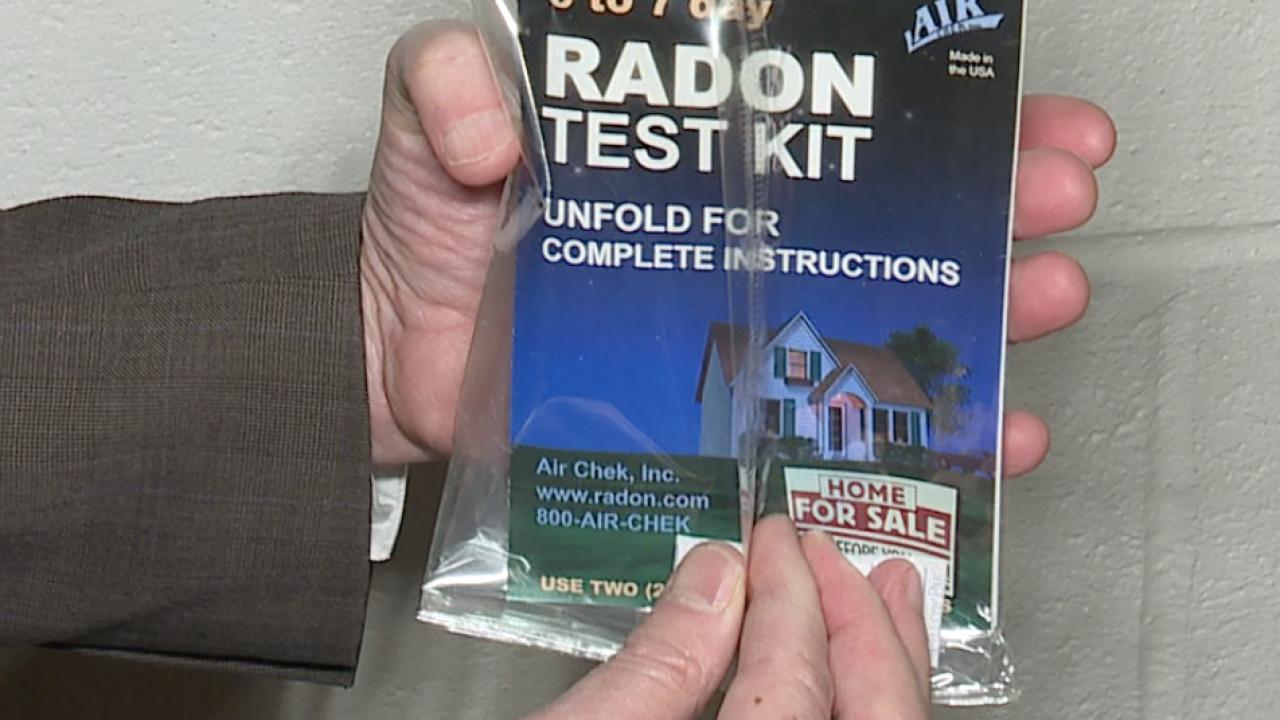 N.E. Ohio Radon contamination still a big health issue