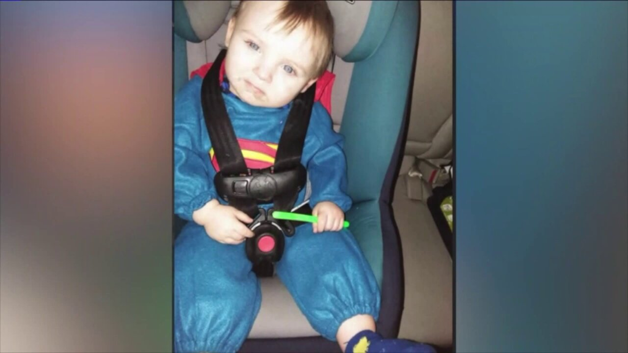Remains found at steam plant ID'd as missing Virginia toddler