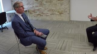 Governor Tony Evers to seek second term
