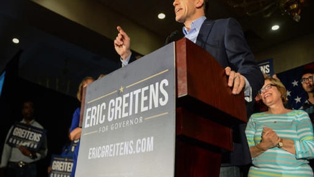 Ex-Navy SEAL Eric Greitens wins Missouri governor primary