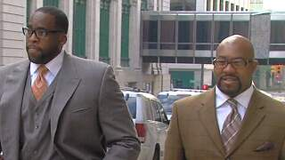 Ferguson and Kilpatrick, seen in 2012.