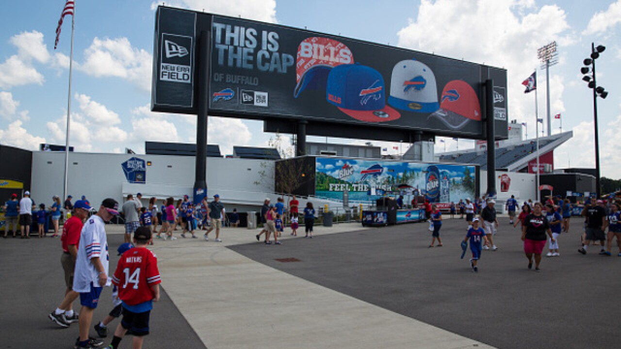 Pegulas looking into next step for Bills stadium