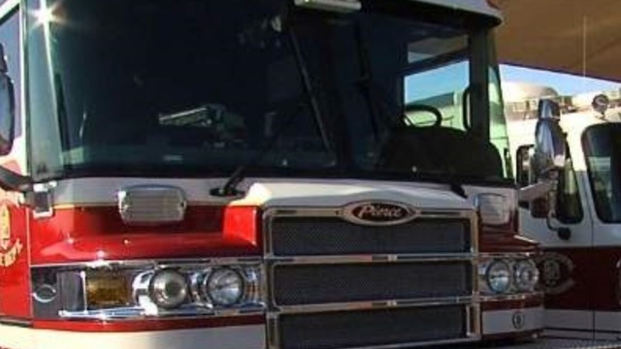 Phoenix Fire: 3 people sent to hospital after being struck by car