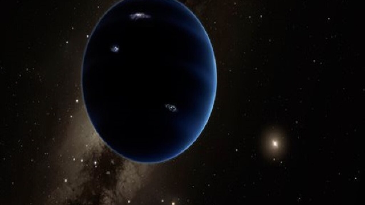 Evidence points to 9th planet in solar system