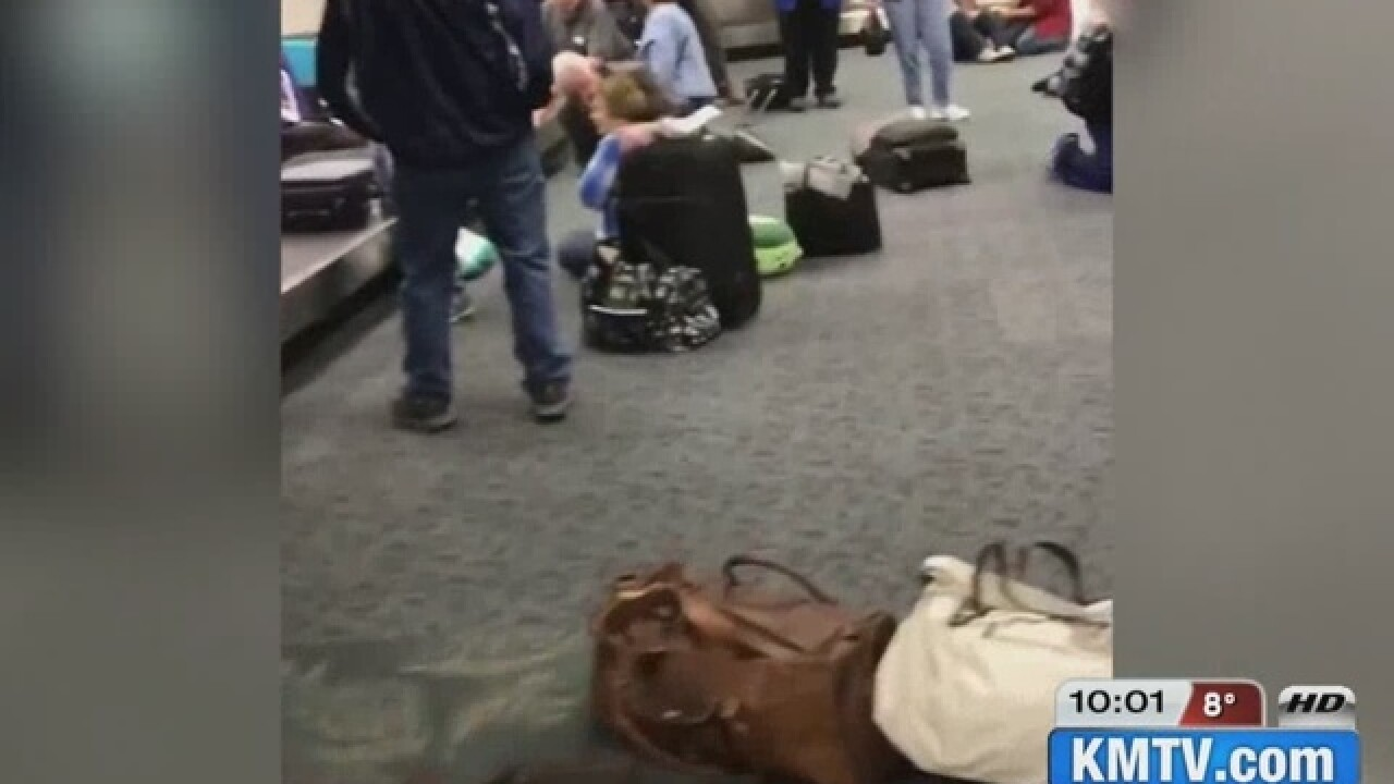 Eyewitness: CB couple among FL airport victims