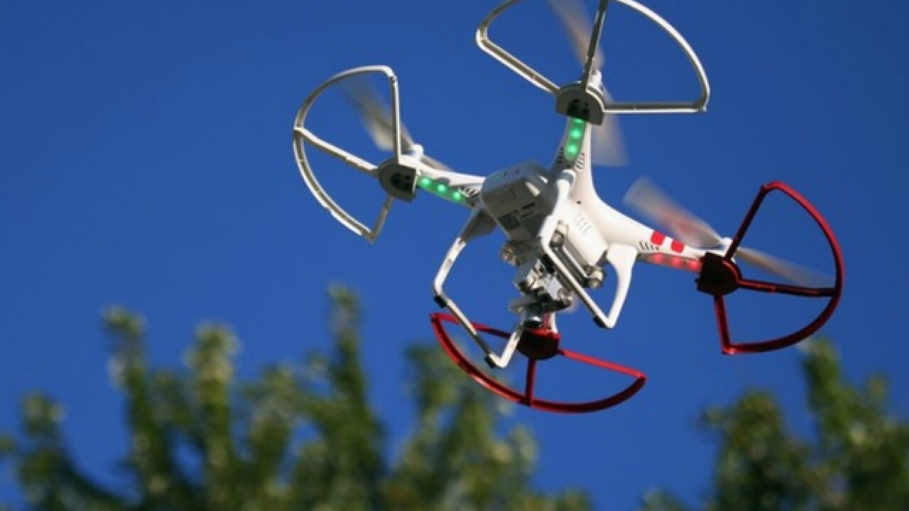 Drones delivering contraband to Florida prisons becoming a budding problem