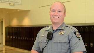 Former El Paso County Sheriff's Deputy Quinlan Linebaugh.