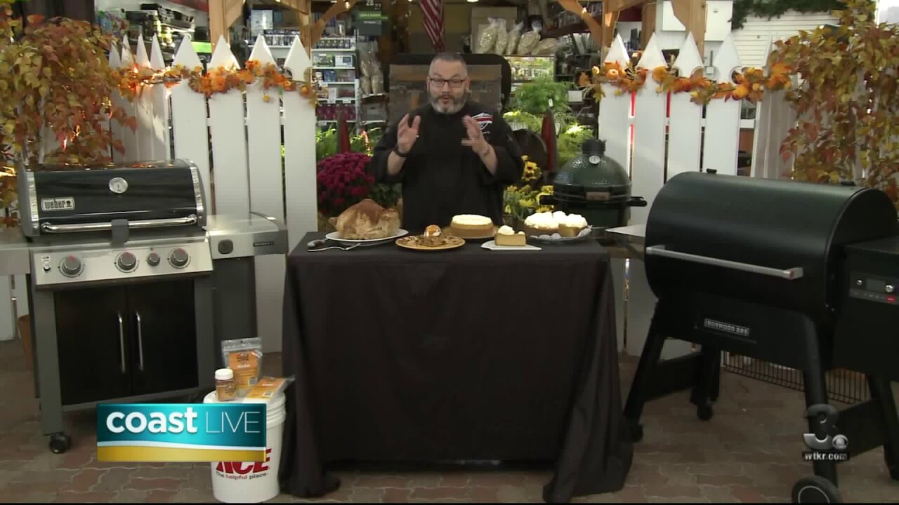 Taking your turkey to the grill this Thanksgiving on CoastLive