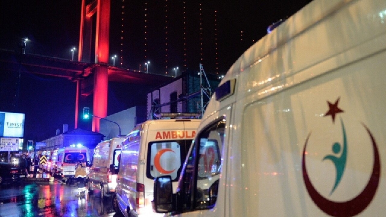 Istanbul nightclub attack suspect confesses, governor says