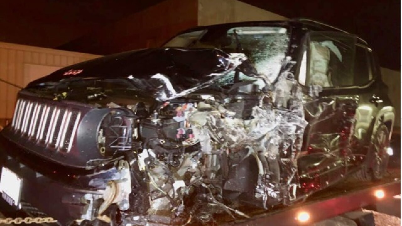 All victims survive scary Caledonia crash