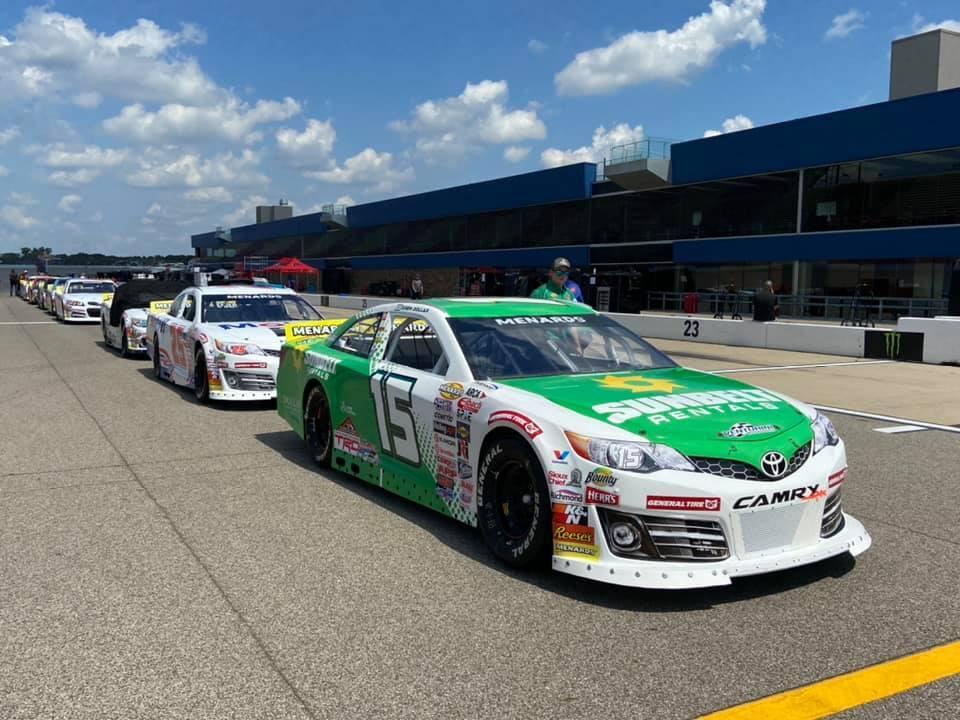Michigan International Speedway race weekend