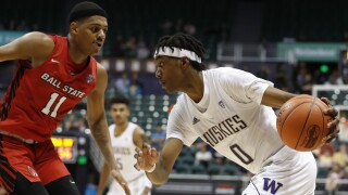 Ball St Washington Basketball