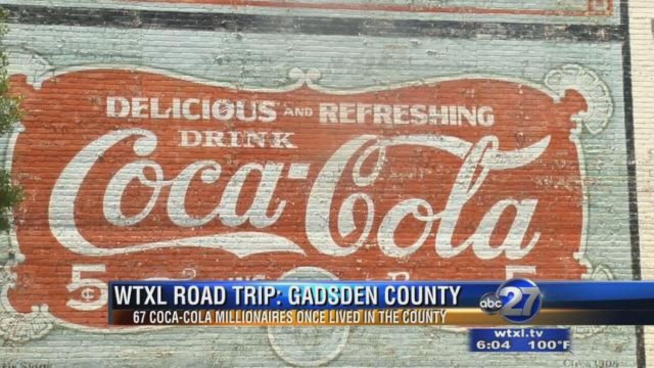 WTXL Road Trip: The Wealth of Coca-Cola in Gadsden County