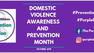 Domestic Violence Awareness and Prevention Month