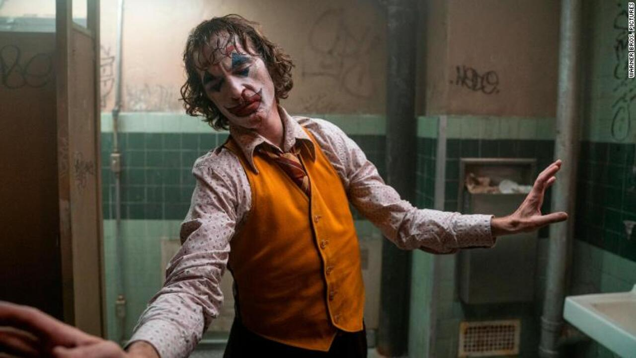 'Joker' spurs security precautions from the US Army and the Los Angeles police
