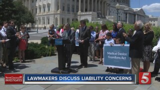 Legislation Aims To Clear Way For Essure Lawsuits
