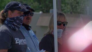Employment agency hosts drive-through job fair in Great Falls