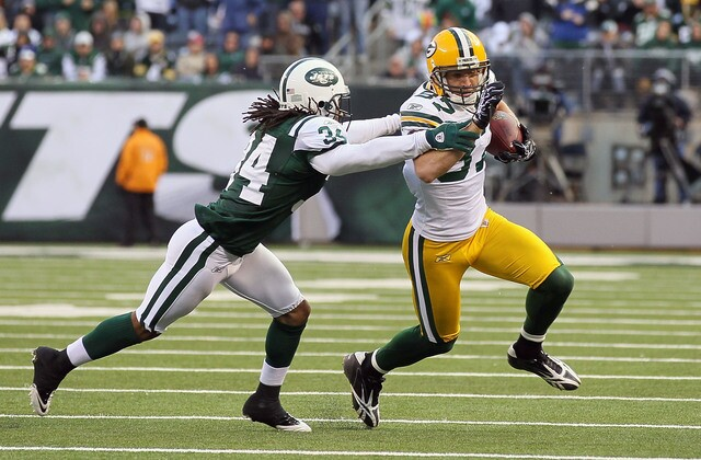 Jordy Nelson through the years