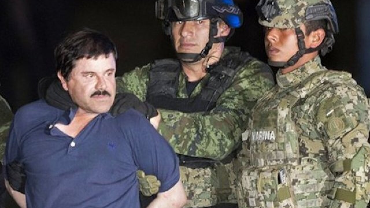 Lawyer: Mexican Drug lord changes mind, wants extradition