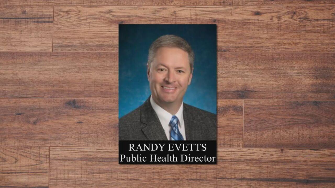 Randy Evetts