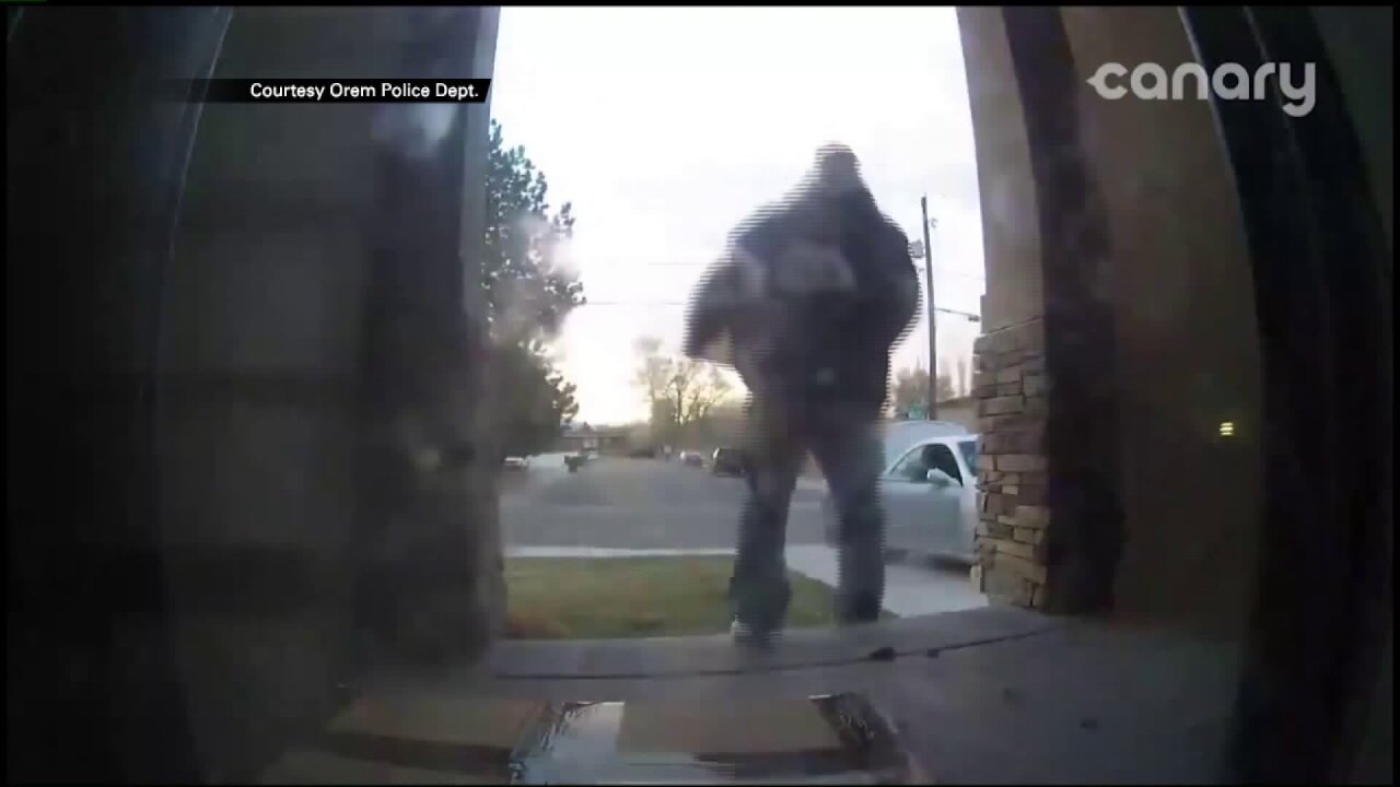 Provo police warn of mail and package thefts