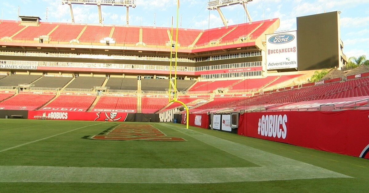 Super Bowl LV: Gov. Ron DeSantis expects the big game to be fully packed at Raymond James Stadium