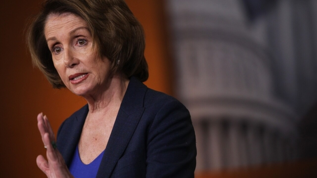 Pelosi on Gorsuch: 'A very hostile appointment'
