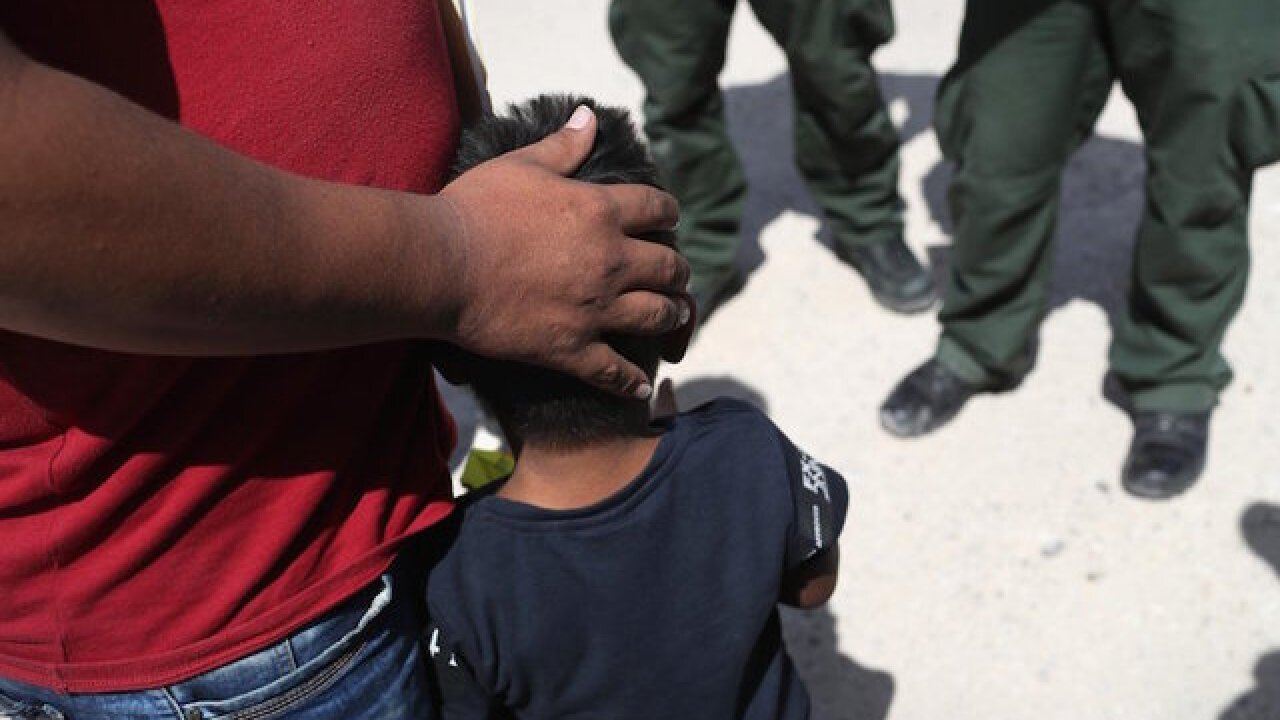 Record 14,000 unaccompanied immigrant children in US custody, HHS confirms