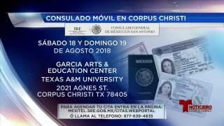 Inmigración: Cónsul General de México