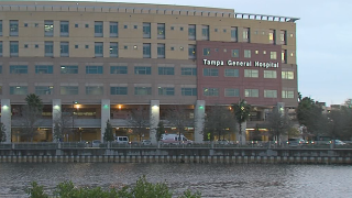 Tampa Hospital reviews emergency plan