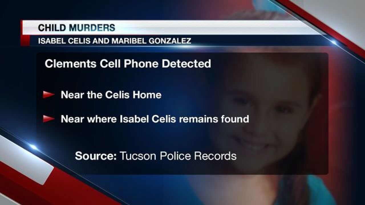 Phone records implicate alleged Celis killer