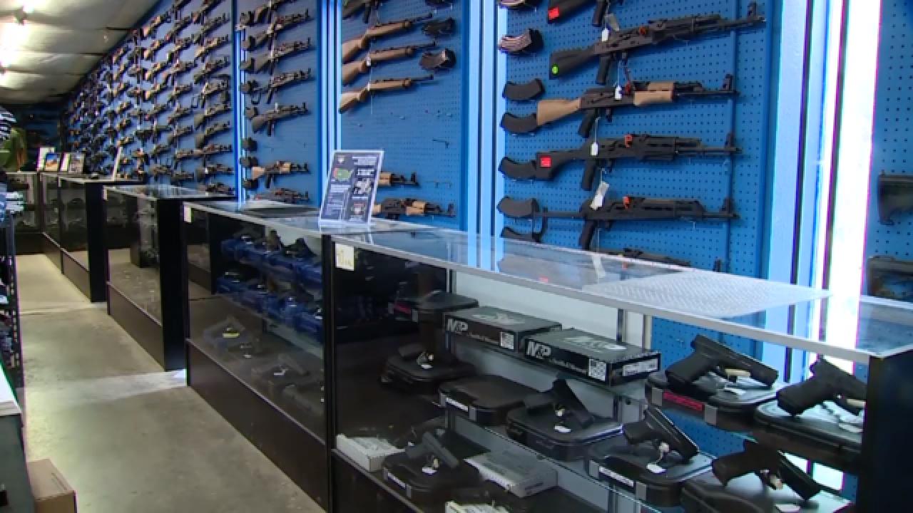 ATF busts Denver-area gun store burglary ring