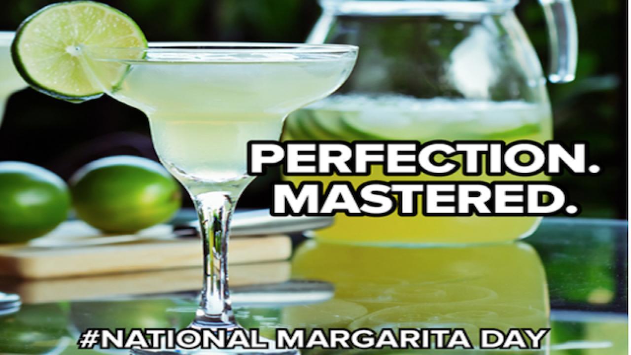 5 ways to celebrate National Margarita Day
