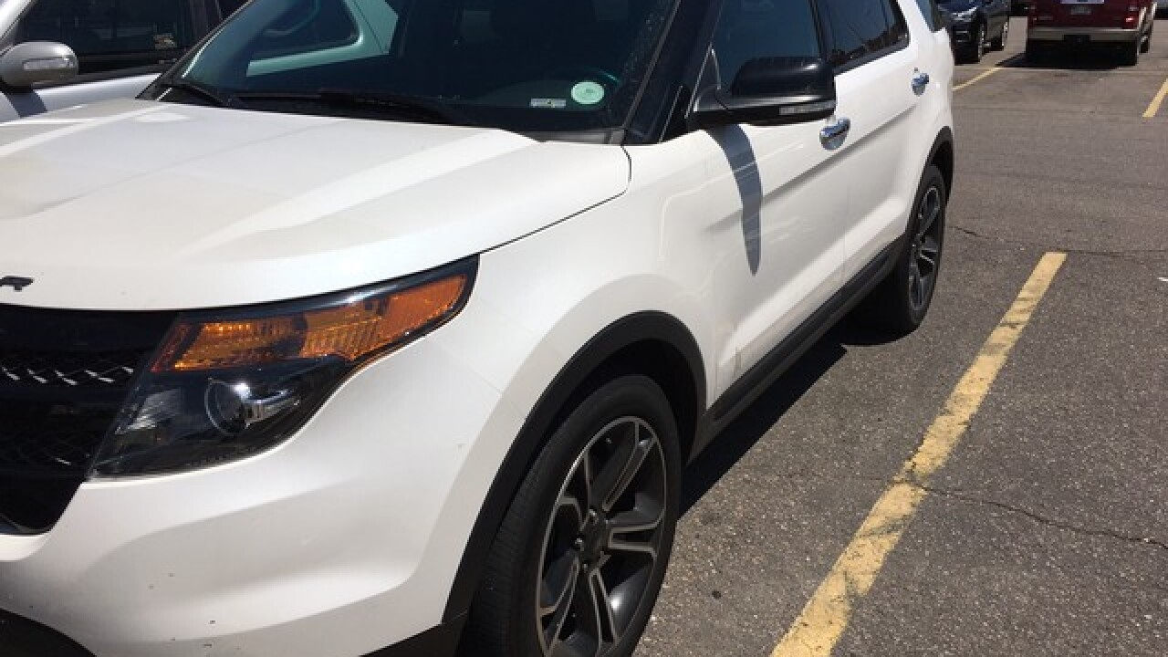 Ford Explorer Exhaust Leak >> Csp Aurora Pd Report Exhaust Issues With Small Number Of Ford Explorers