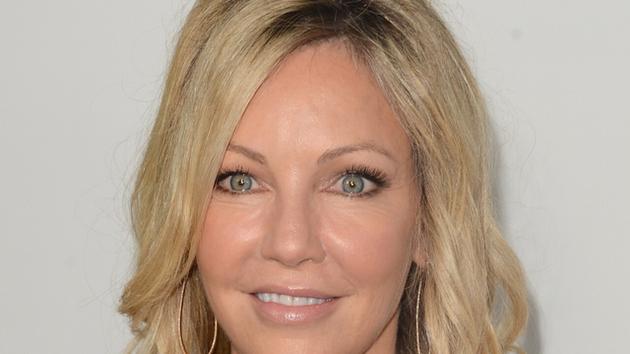 Heather Locklear arrested for alleged domestic violence, attacking police officer