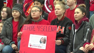 Search continues for Selena Not Afraid