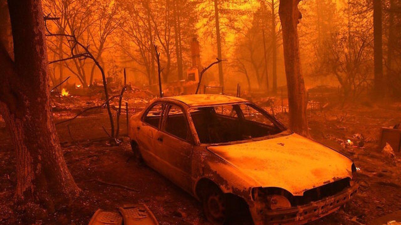 Camp Fire has burned through 20K acres