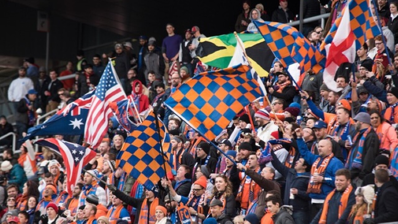 Going to FC Cincy game? Join the crowd!