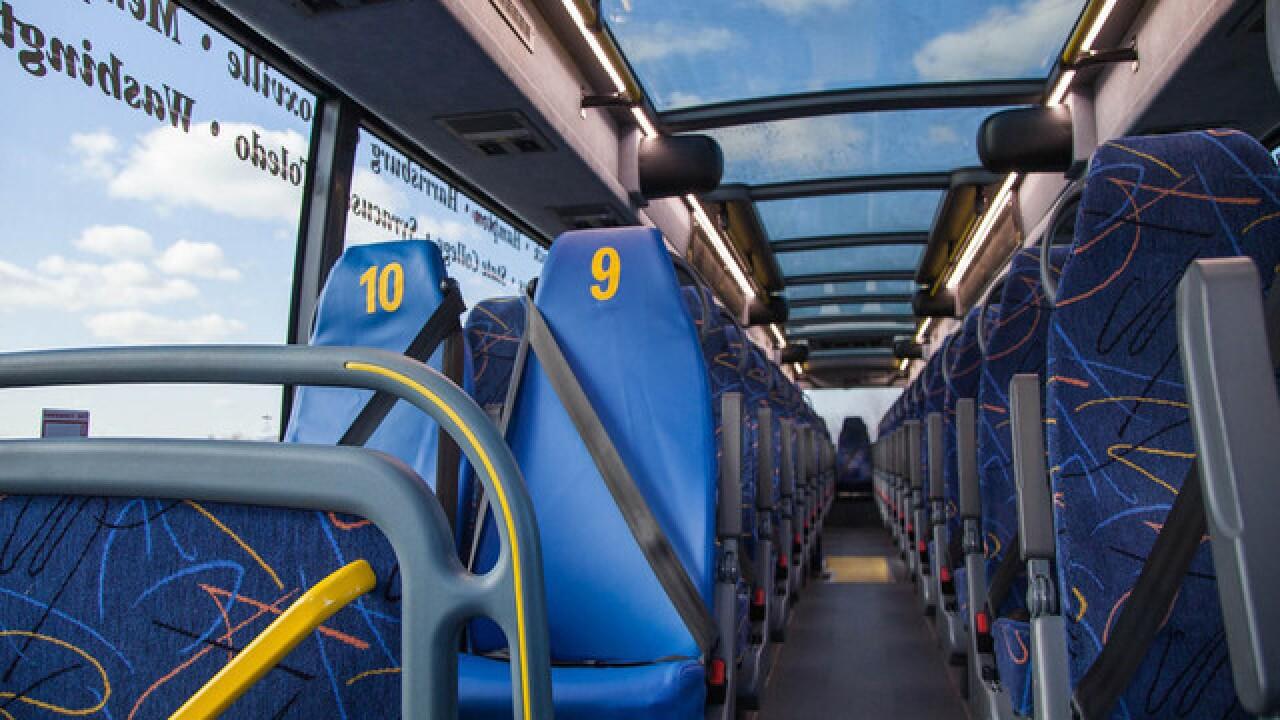 Megabus resuming Nebraska-to-Chicago service