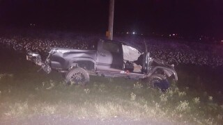 Tx188 and FM 796 fatal crash between Sinton and Mathis