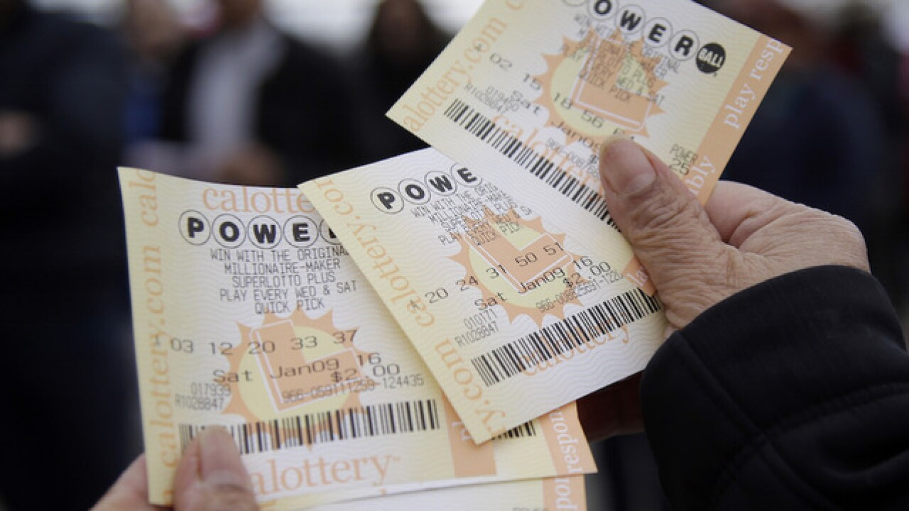 No Powerball winner; jackpot to grow to $1.3B