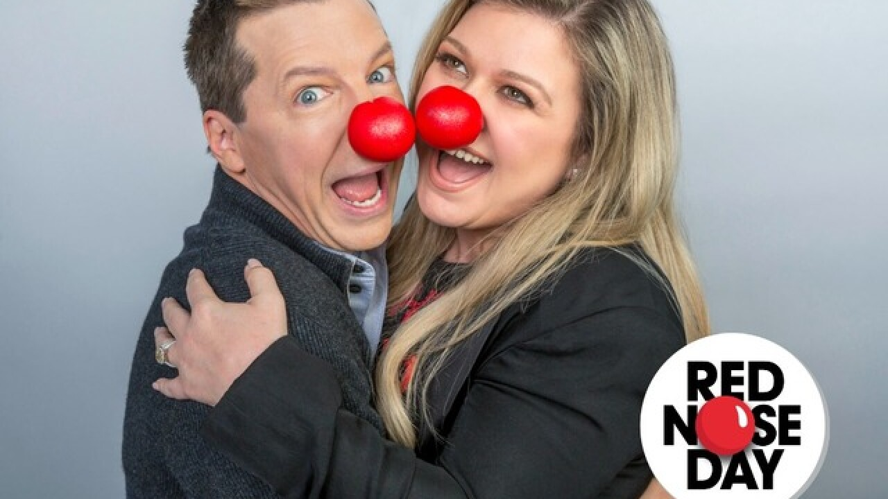Hollywood Game Night Red Nose Day special May 24