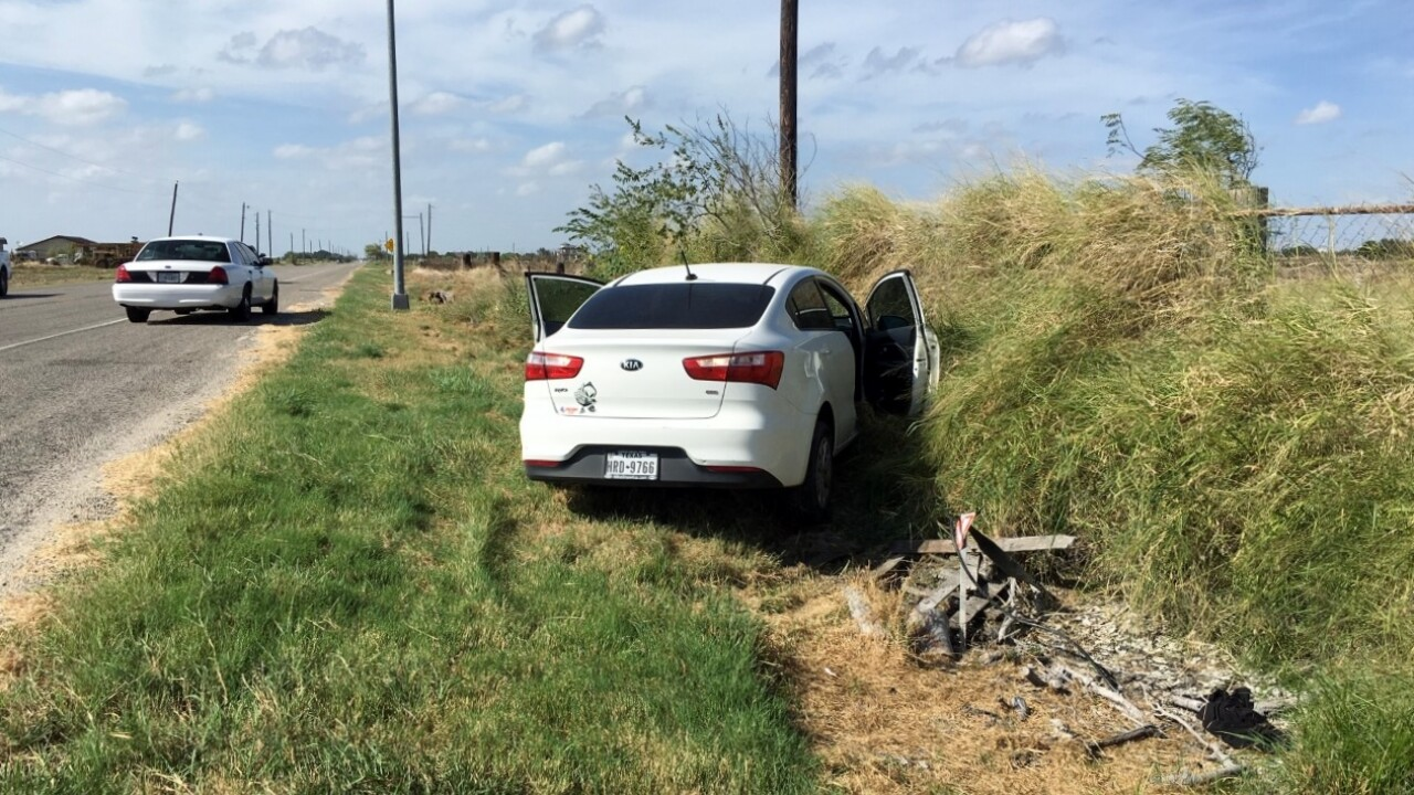 Robstown police arrest four after high-speed chase