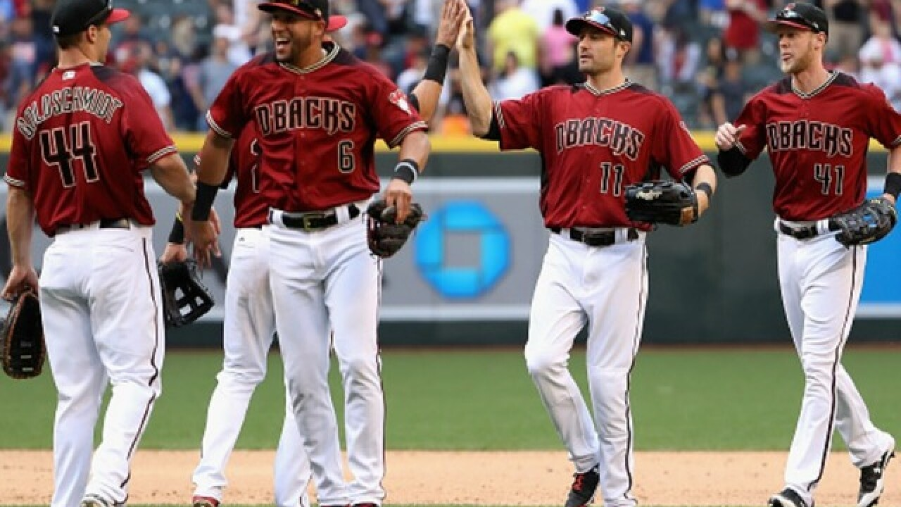 June, July Arizona Diamondbacks game deal a steal!