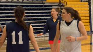 Good cop, bad cop? Choteau's Alisha Breen transitions from player to assistant at MSU Billings
